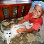 Photo Friday - Man's Best Friend - The Aldea Orphanage, Atacames, Ecuador