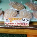 Photo Friday - Grandma's Oatmeal Cookies - Baños, Ecuador