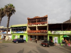 Downtown Huanchaco