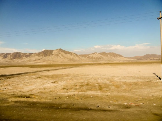 More Desert From Trujillo To Chimbote