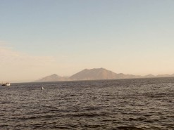 The Pacific Ocean From Chimbote