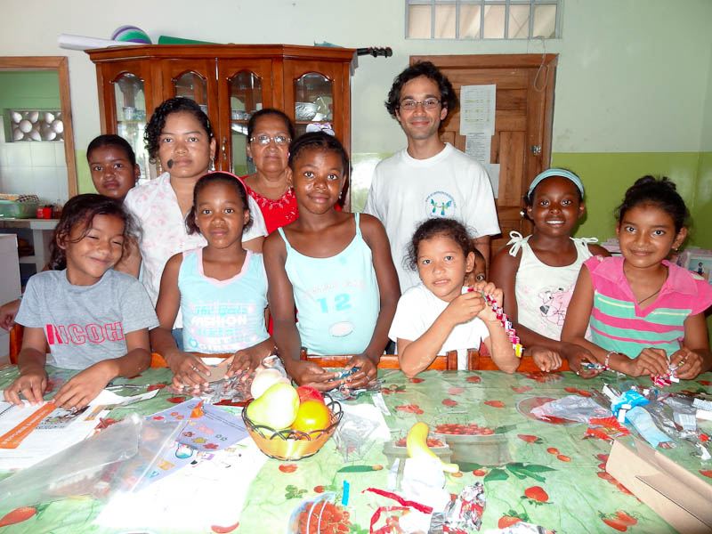 With A House Of Kids