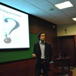 My Speech At Centrum Business School