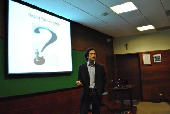 My Speech At Centrum Business School