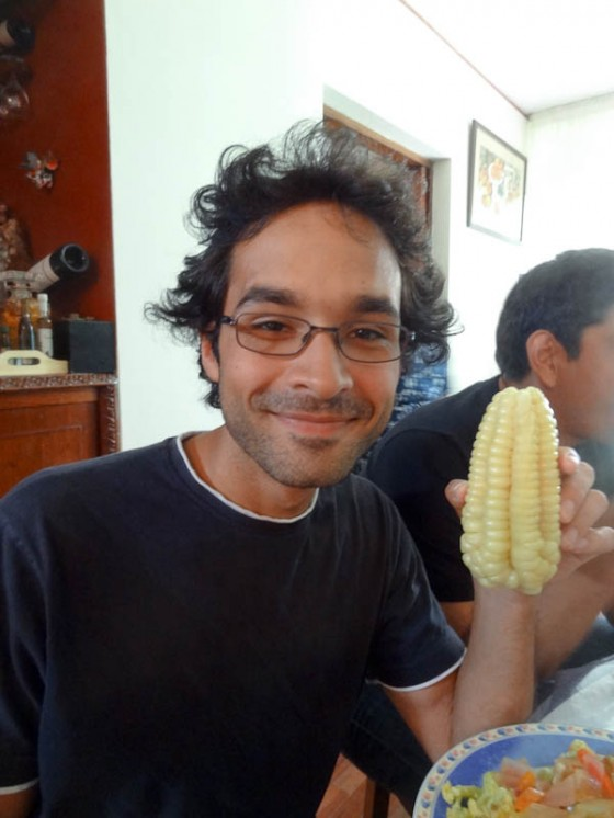 Amazing Peruvian Corn