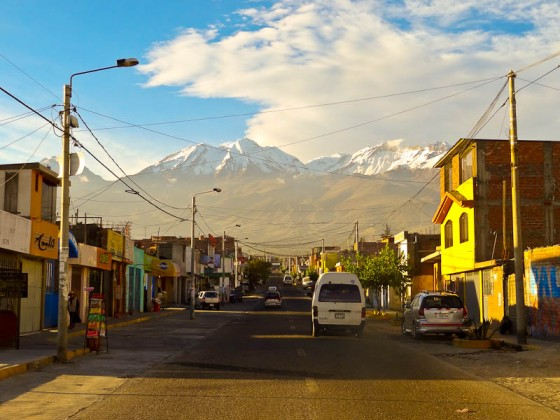 City Of Mountains And Volcanoes - Taken 26-Apr-2012 - Arequipa, Peru