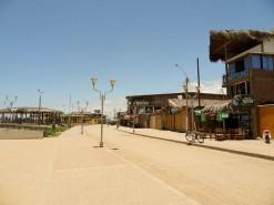 Downtown Mancora
