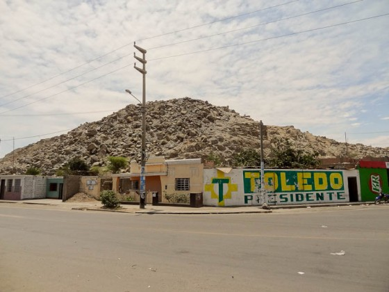 Casma's Rock Pile