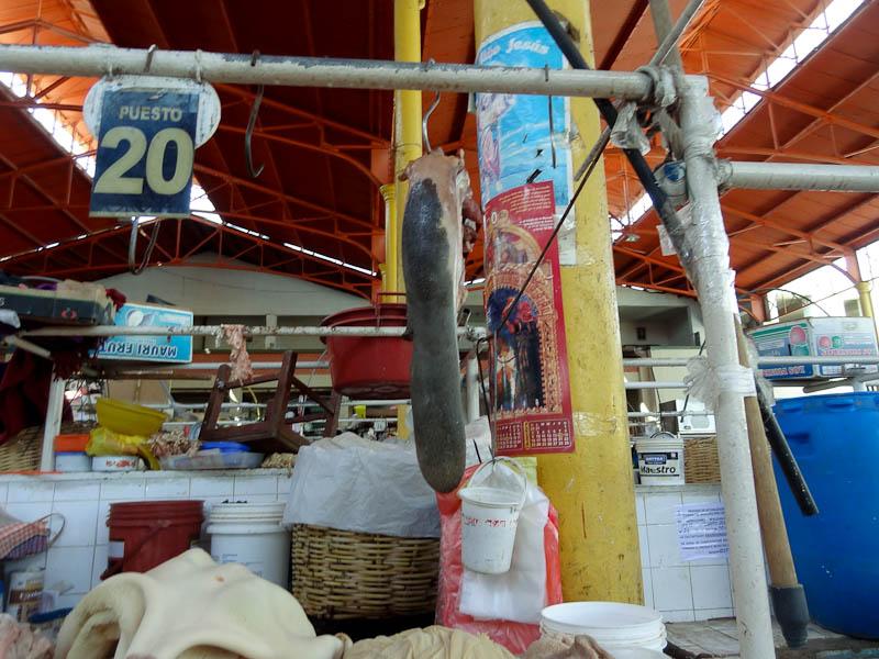 Arequipa Market - Tongue