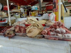 Arequipa Market - Guts