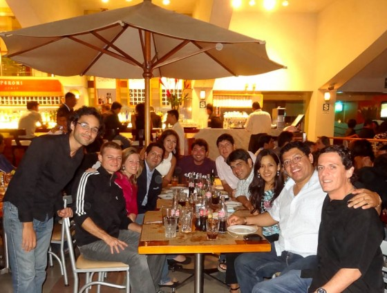IE Business School Reunion In Lima, Peru