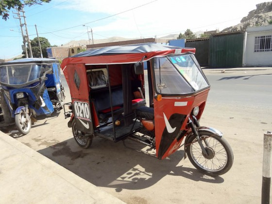 Motortaxis Rule Casma