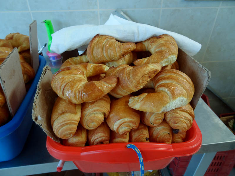 The Pastries I Sold