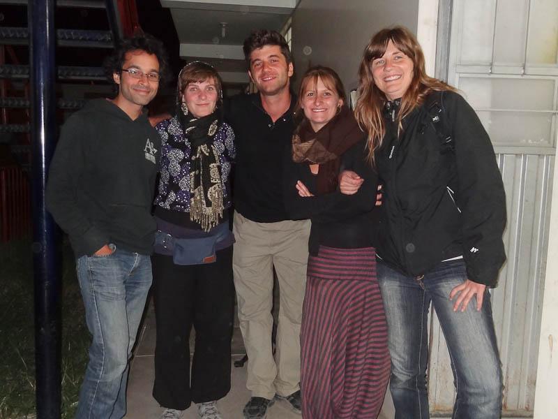 The Five Volunteers