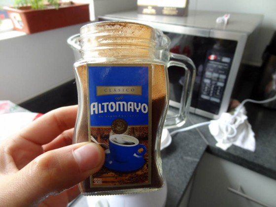 8. Coffee Optional