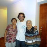 Celebrating Mother's Day In Peru