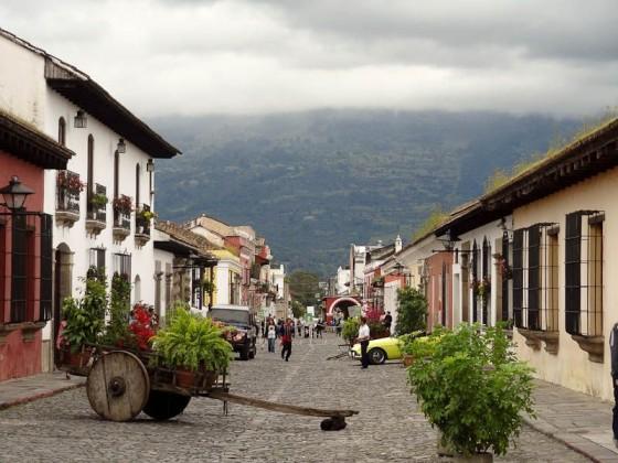Antigua, Guatenala