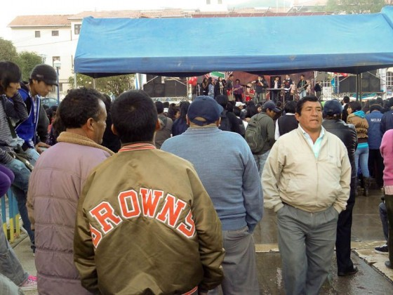 Cleveland Browns Coat - Huancayo, Peru