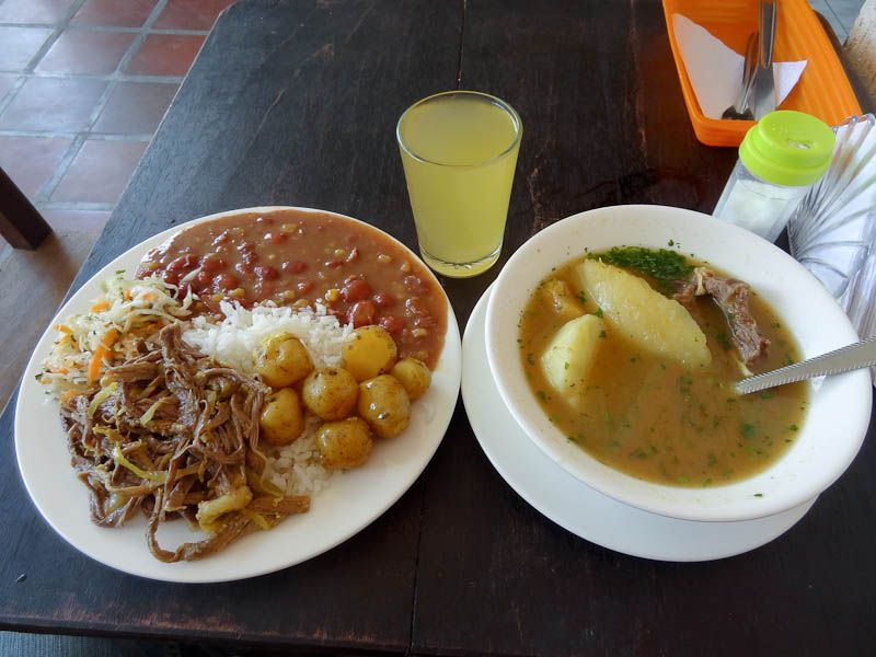 Colombian Food
