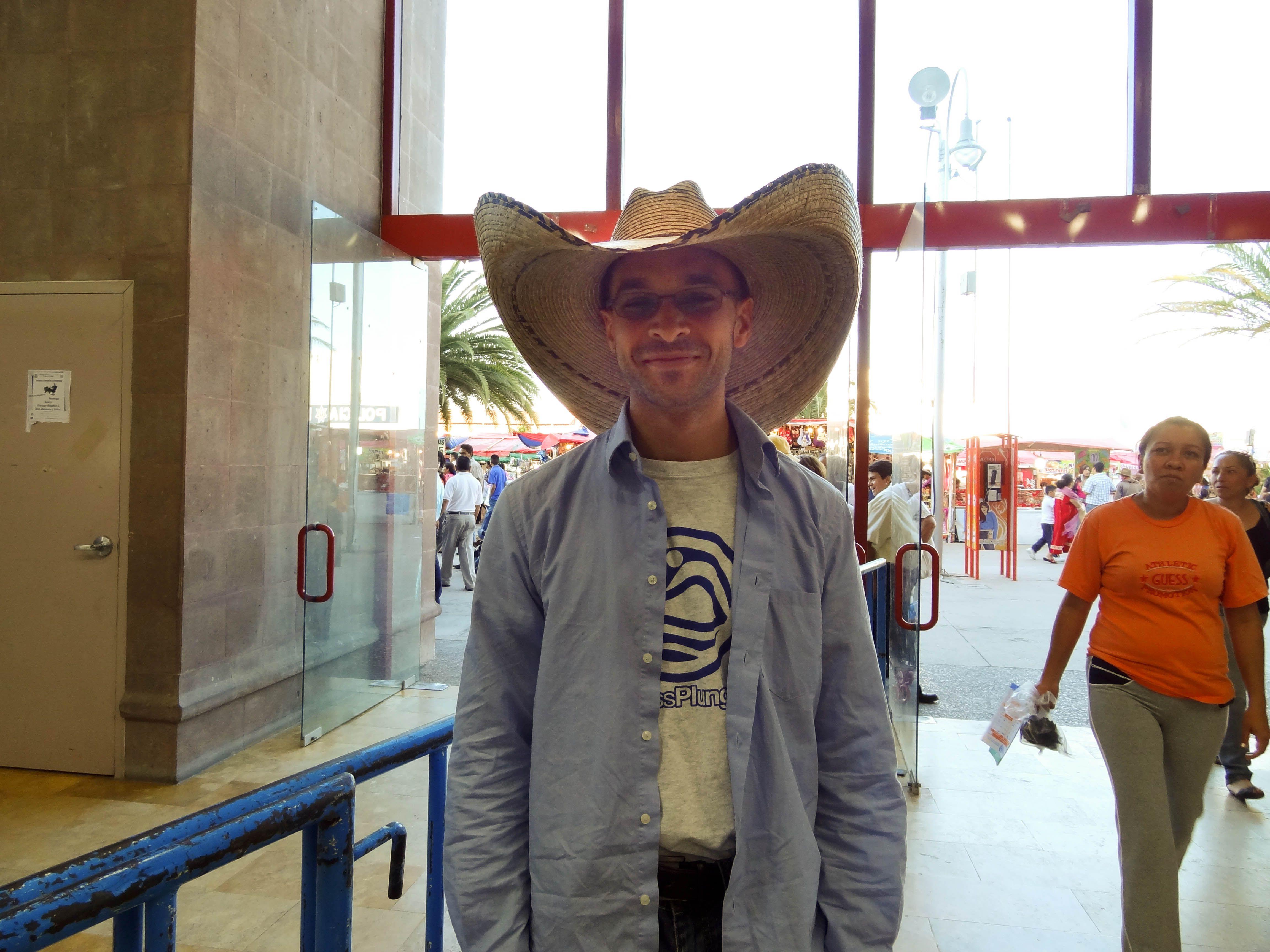 Cowboy Hat - San Luis Potosi, Mexico