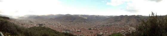 Cusco Panarama