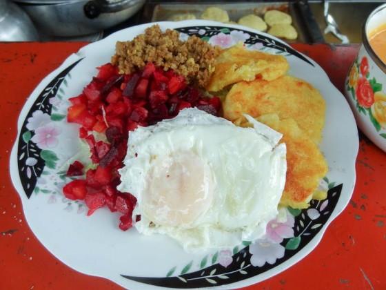 Ecuadoran Food