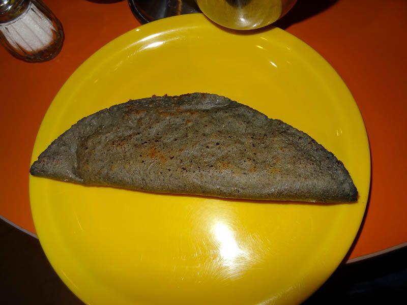 Green Tortilla