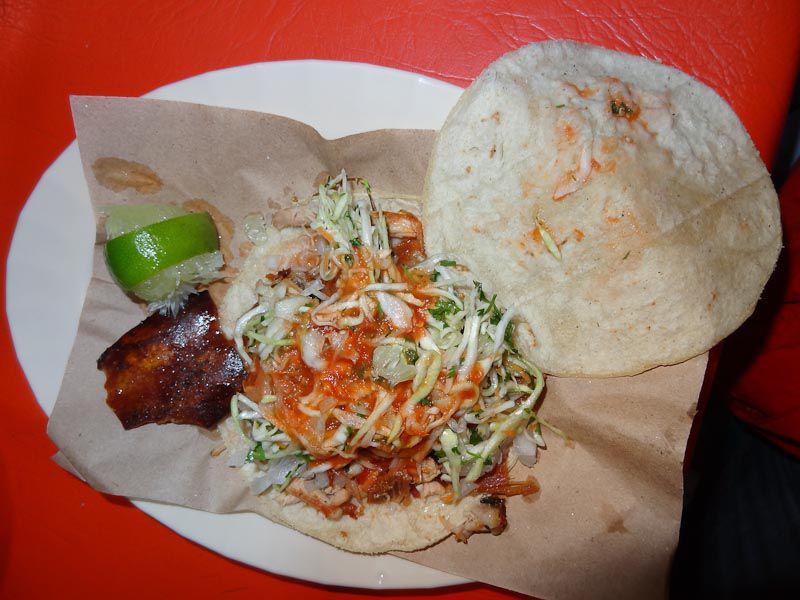 Guatemalan Taco