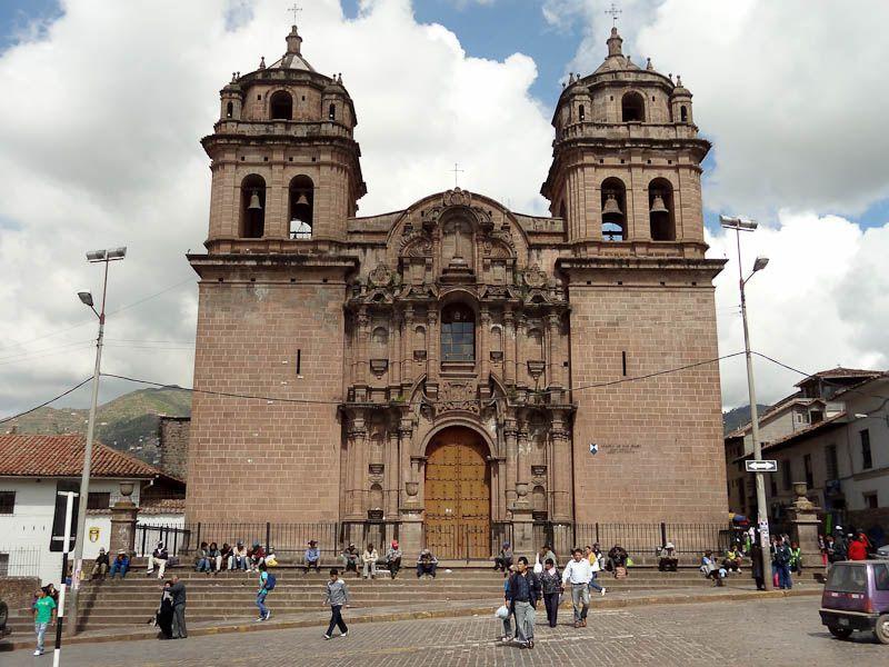 Iglesia de la Compania de Jesus