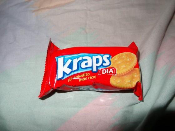 Kraps - Casma, Peru