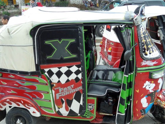 Fast & Furious Motortaxi