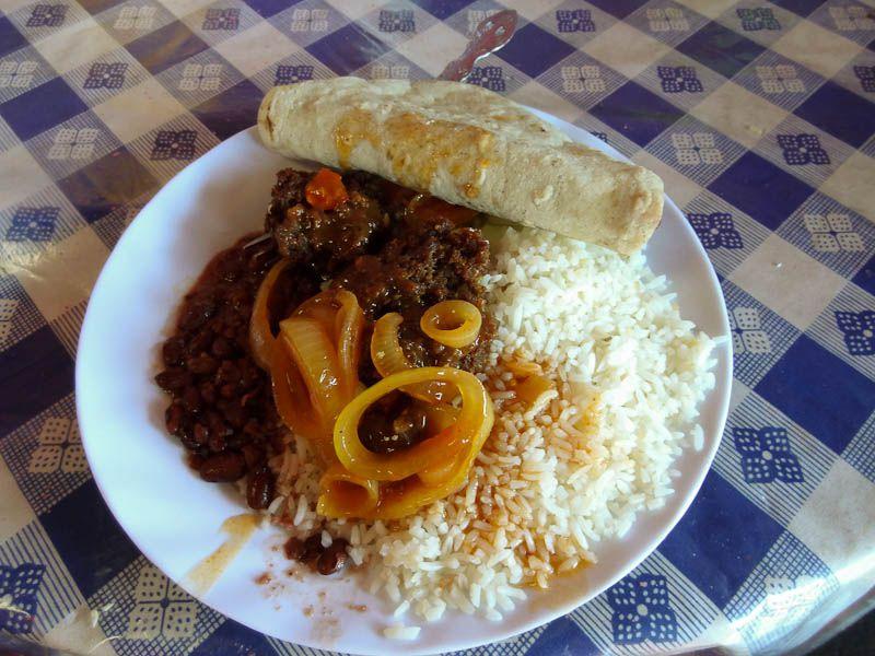 Nicaraguan Food