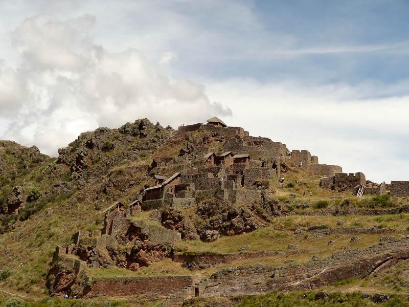 Pisaq Ruins