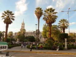 Plaza de Armas - Arequipa