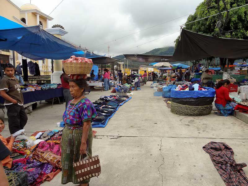 San Andres Itzapa, Guatemala