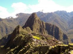 Second Glimpses Of Machu Pichu