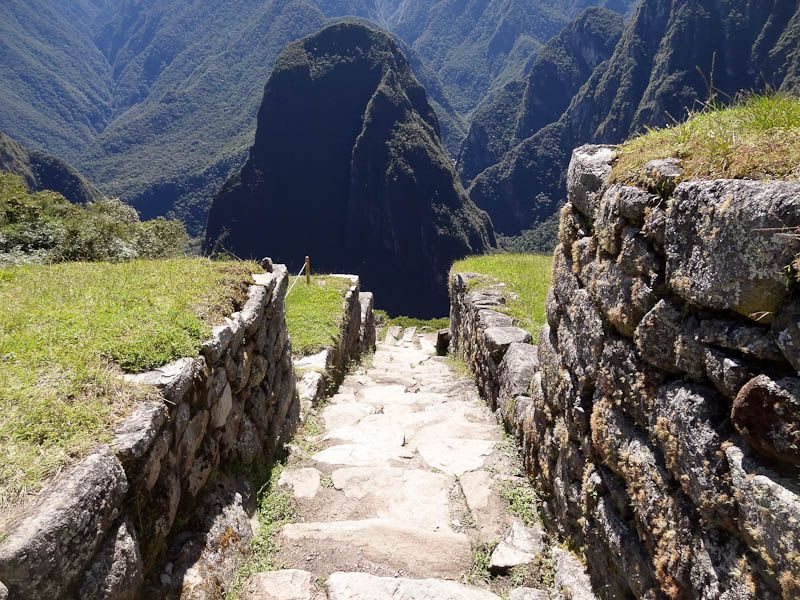 Second Glimpses Of Machu Pichu