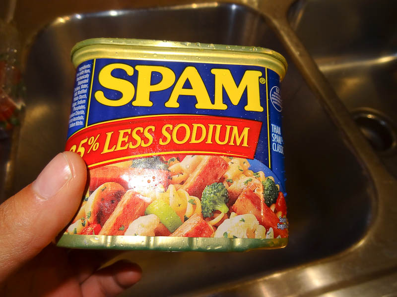 Spam - Meat In A Can