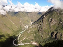 The Sacred Urubamba River