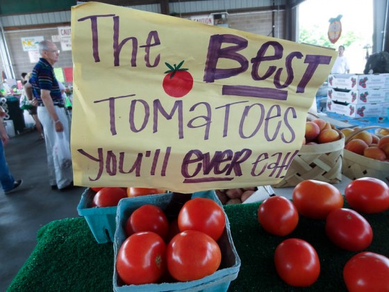 The Best Tomatoes You'll Ever Eat
