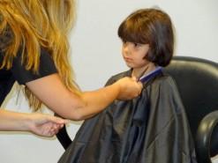 Finishing Up The Haircut