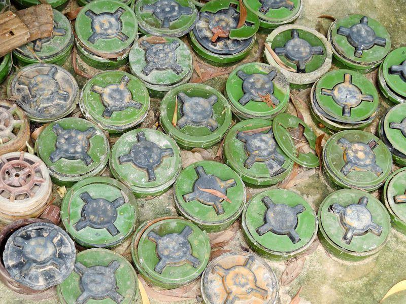 Landmines (2)