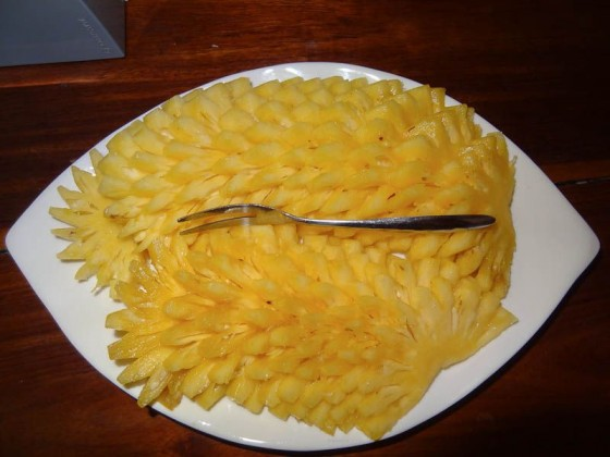 Pineapple Breakfast