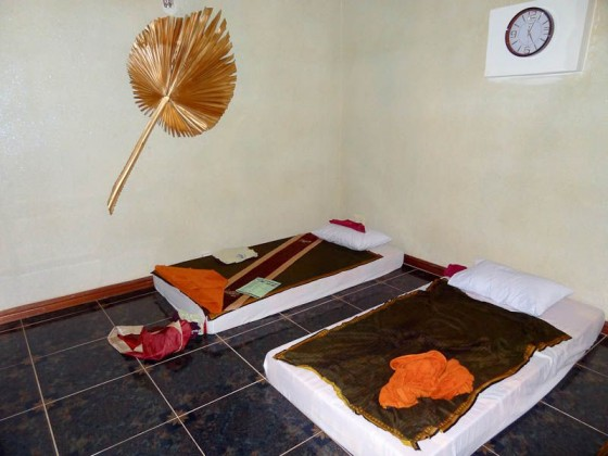 Scene Of The Khmer Massage Crime