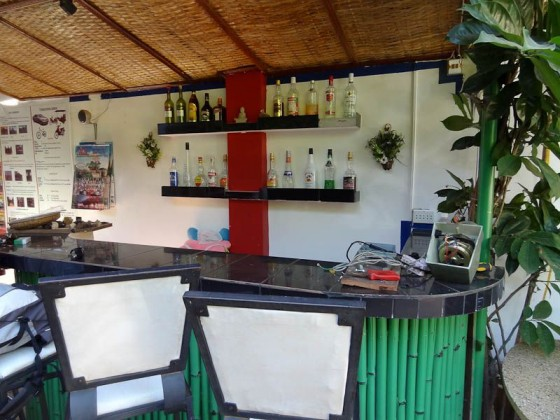 Small Bar Area
