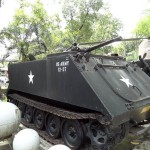 Visiting The Vietnam War Remnants / War Crimes Museum On July 4th