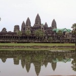 Sunrise And Motorcycle Rescue At Angkor Wat