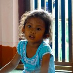 Photo Friday - Childhood Learning: The Gaze Of Bewilderment - Veuntaen, Laos