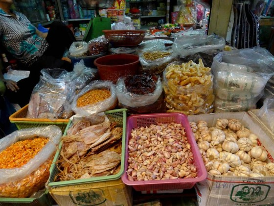 Food In The Market