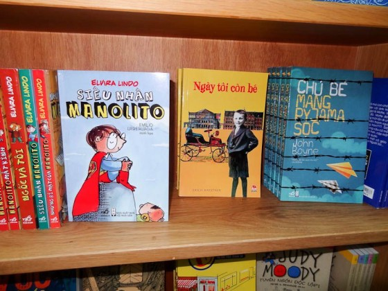 Foreign Books Translated Into Vietnamese